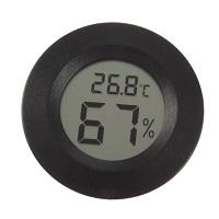Digital Hygrometer Round